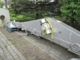 Scan Vibro vibrating conveyor - used