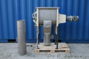 Tropper Ribbon mixer for laboratory - used