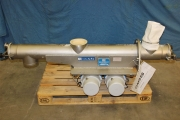 Vibra vibrating conveyor FRO stainless steel - used